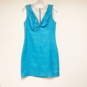 Kate Spade Blue Dress Size 8
